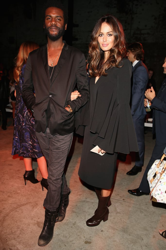 Nicole Trunfio and Gary Clarke Jr. — Day 1