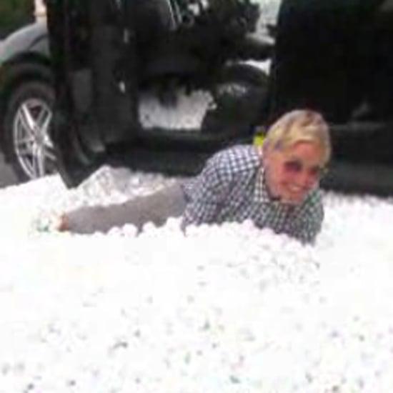 Matt Lauer Pranks Ellen DeGeneres