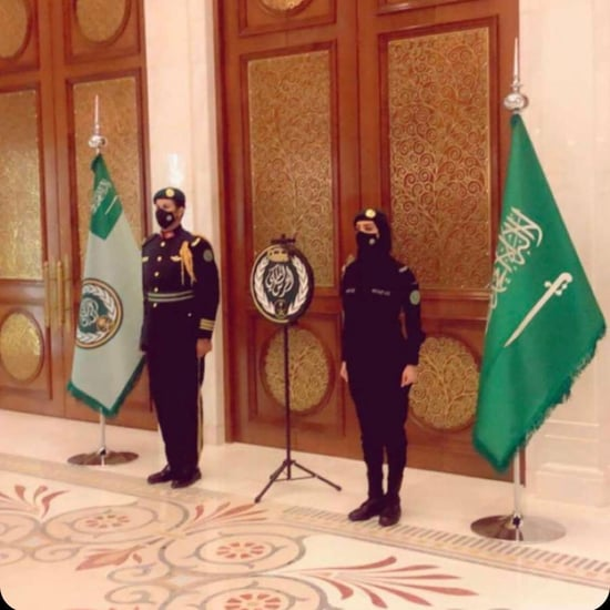 السعودية تعين أول امرأة في الحرس الملكي 2020