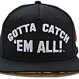 Catch 'Em All Snapback Hat