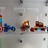 Lego Duplo Super Heroes Lab