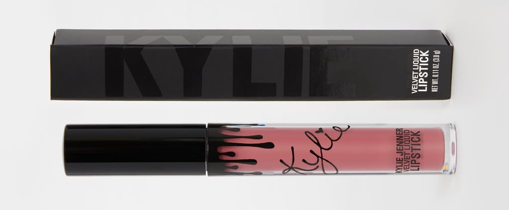 Get Your Lips Ready: Kylie's Popular Posie K Is Now Available as a Velvet Single