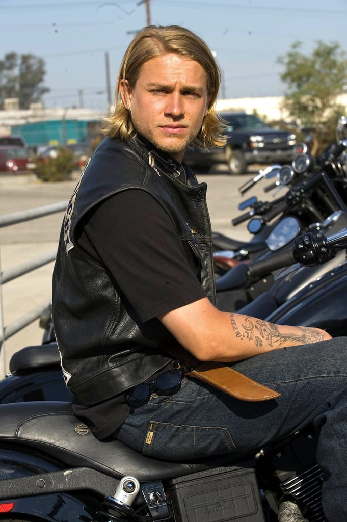 Charlie Hunnam on Sons of Anarchy Pictures | POPSUGAR ...