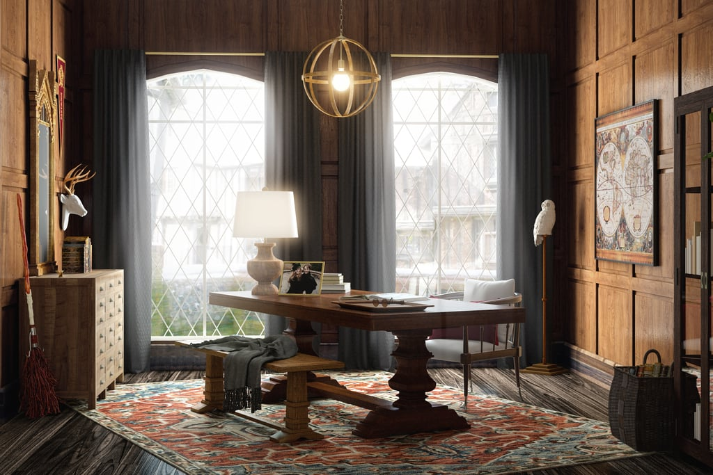 Harry Potter Home Decor For Adults Popsugar Home