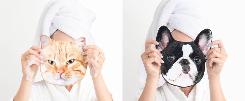 Cat Face Cloths