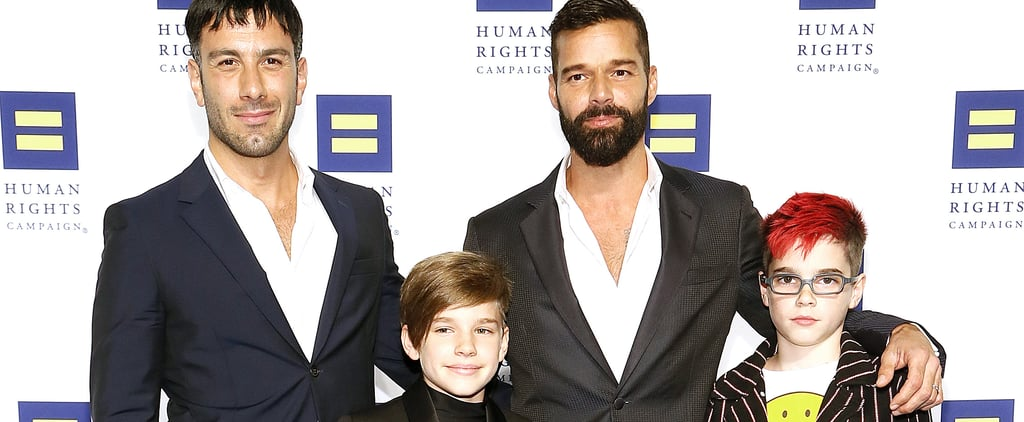 How Many Kids Does Ricky Martin Have?
