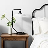 Table Lamp in Black