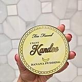 Too Faced I Want Kandee Banana Pudding Brightening Face Powder
