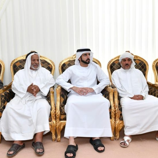 Sheikh Hamdan Offers Condolences