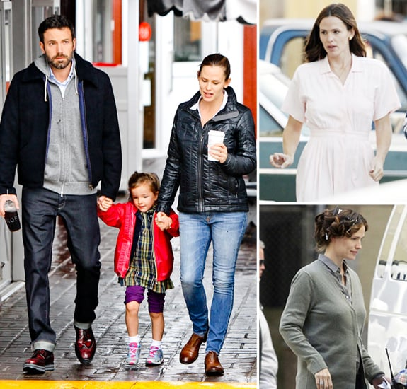 Jennifer Garner Shooting The Dallas Buyer's Club | Pictures