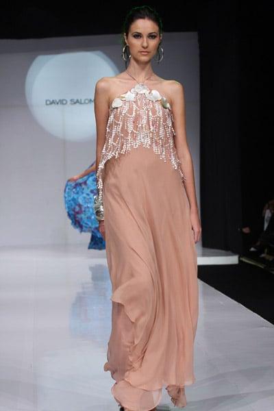 Mexico Fashion Week: David Salomon  Spring 2009