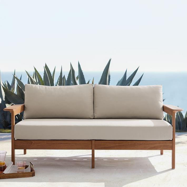 West Elm Playa Outdoor Sofa