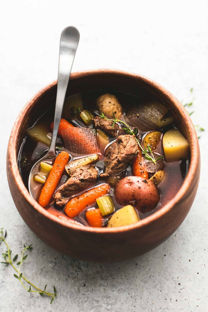 Slow-Cooker Beef and Potato Stew