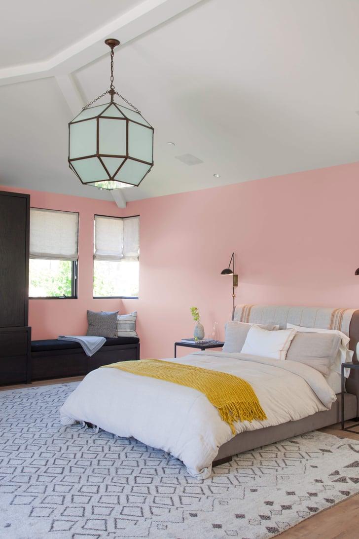 Millennial Pink Paint | POPSUGAR Home
