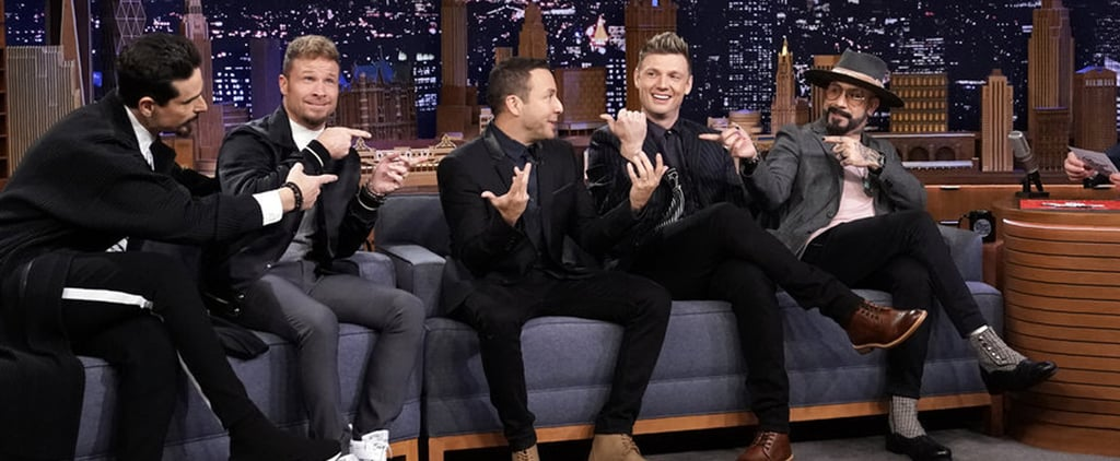 Backstreet Boys Talk About Ryan Gosling and *NSYNC on Fallon