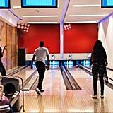 Go bowling.