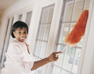 Weekend Well-Being: Start Your Spring Cleaning Early