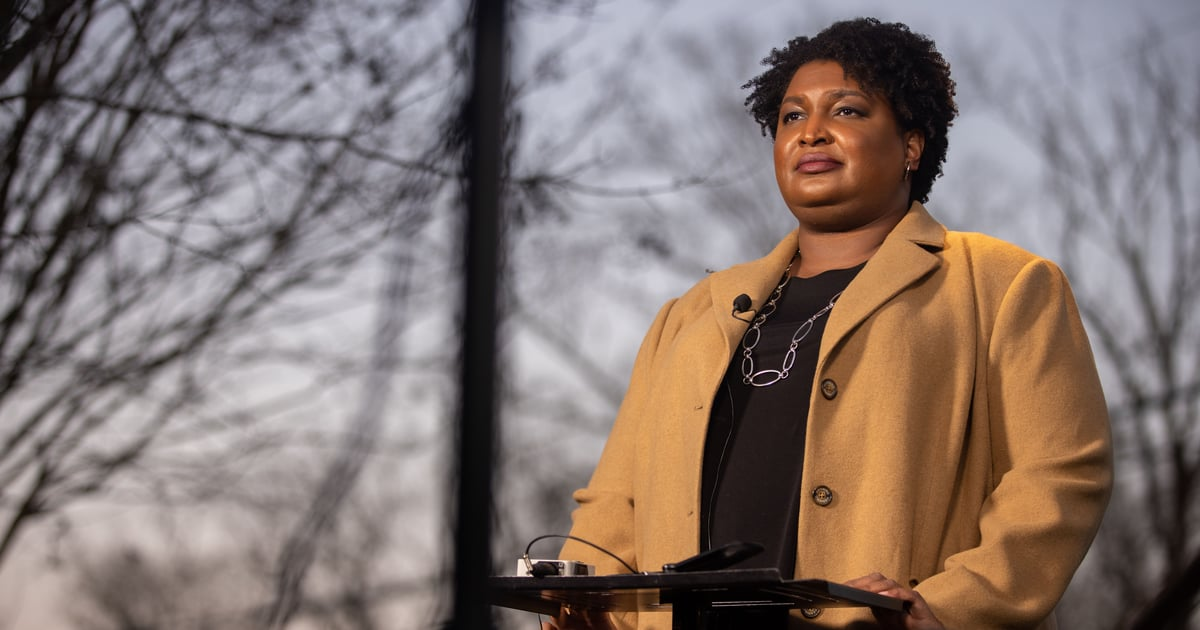How This Size-Inclusive Brand Caught the Eye of Stacey Abrams