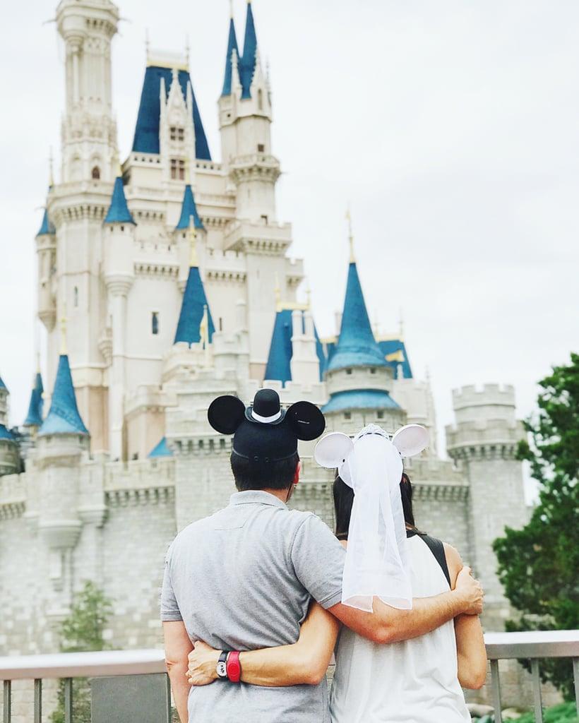 Honeymoon Perks at Disney World