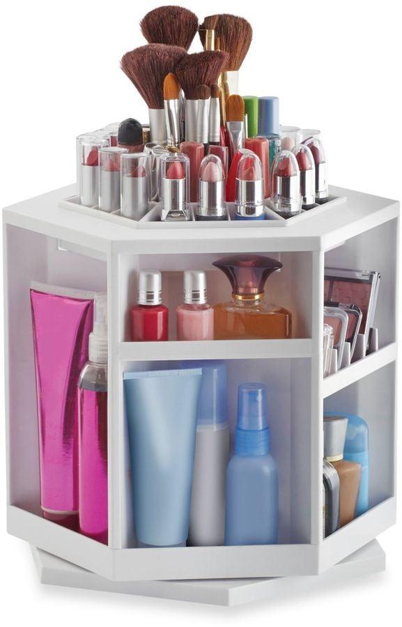 Best Makeup Organizers Popsugar Beauty
