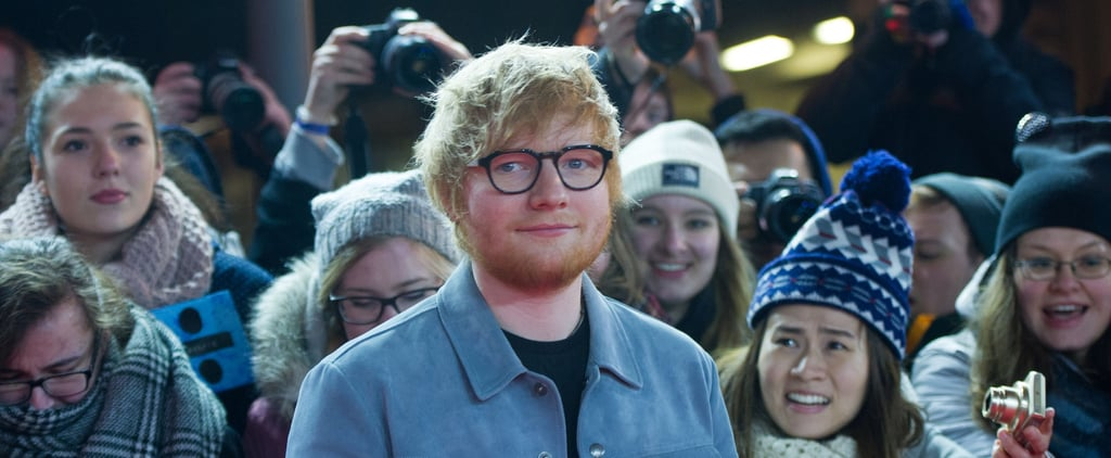 Ed Sheeran Sends Message to Terminally Ill Mom Video