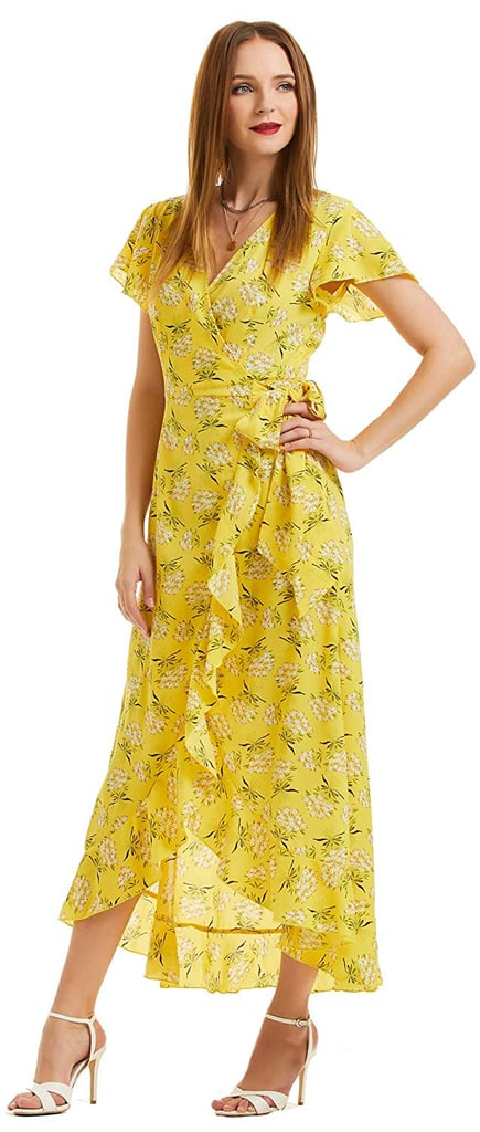 Sonja Betro Printed Floral Dress