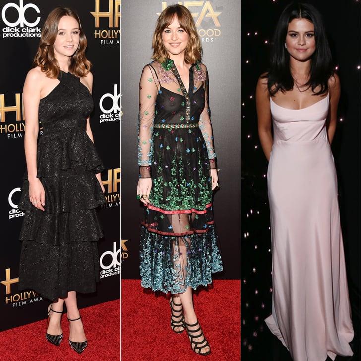 Hollywood Film Awards Show Red Carpet 2015