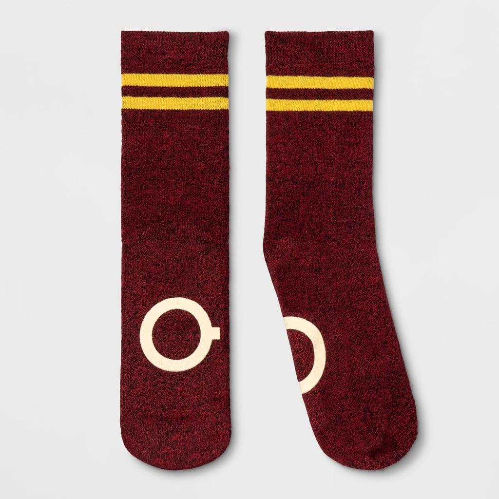 Women's Harry Potter Glasses Terry Socks