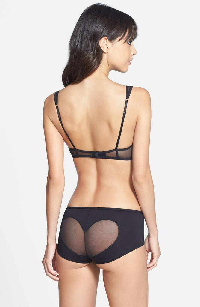 Only Hearts LouLou Sheer Heart Set