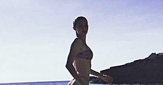 Gigi Hadid Waltzed Back Onto the Bikinigram Scene in the Cheekiest 2-Piece Known to Man