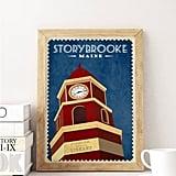 Storybrooke Art Print