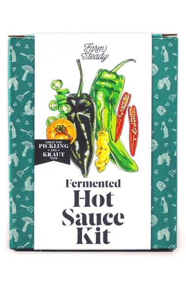 Brooklyn Brew Shop Hot Sauce Kit