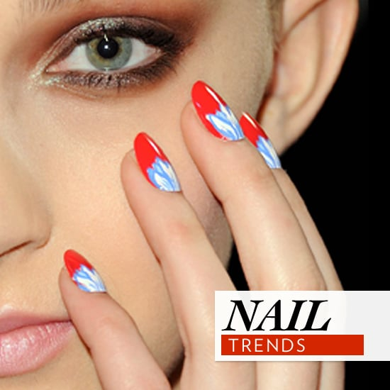 New York Fashion Week Fall 2012 Nails