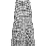 Jenni Kayne Gingham Midi Dress ($450)