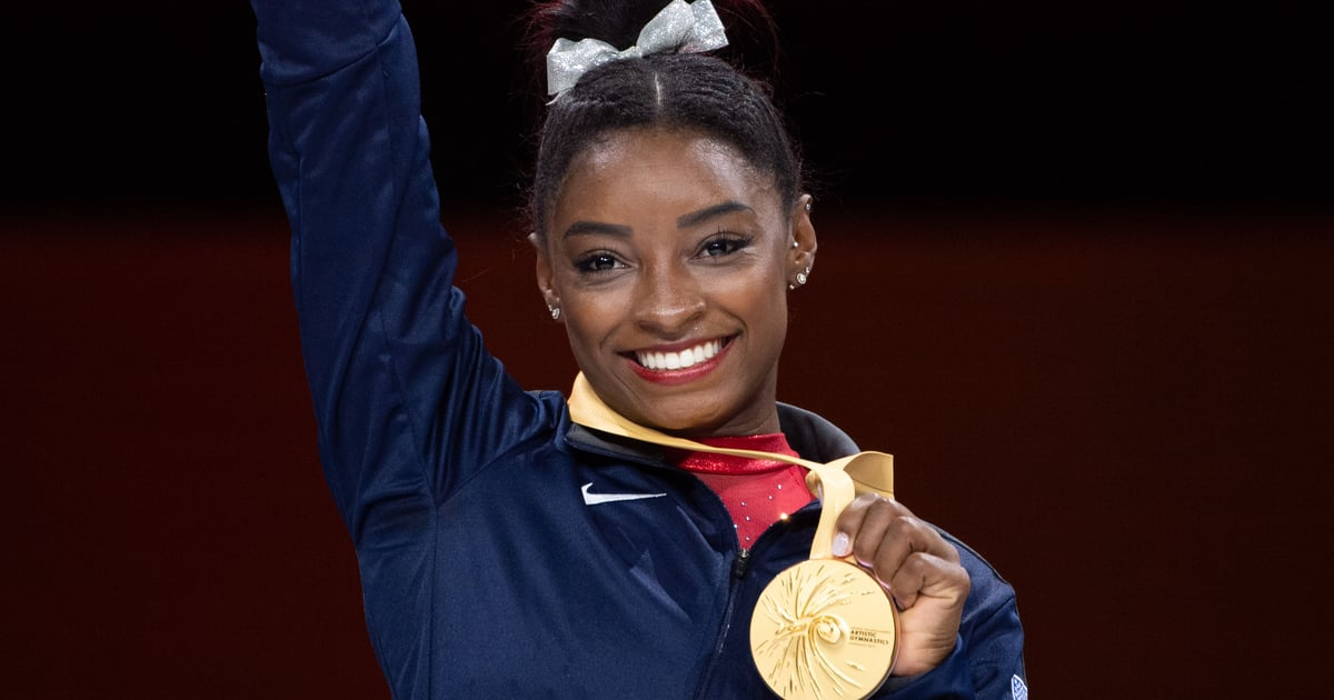 Simone Biles Wants People to Acknowledge Women as Greatest Athletes of All Time — and She Is One