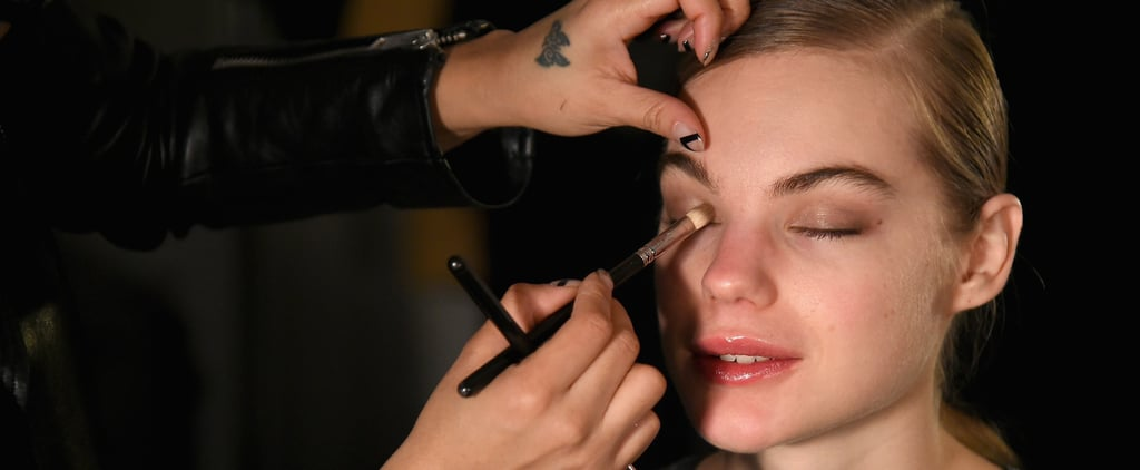 What I Learned as a Makeup Artist From Other Lead Makeup Artists Backstage at NYFW