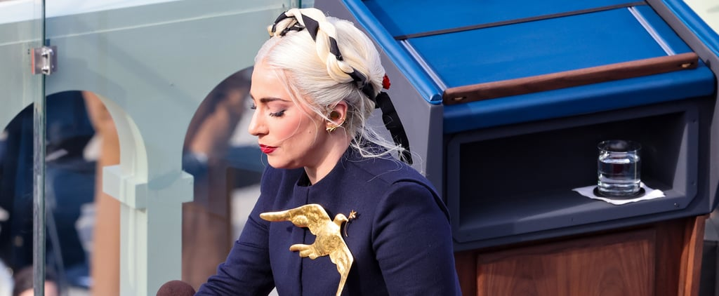 You Can Buy Versions of Lady Gaga's Dove Inauguration Brooch