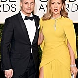 When Jennifer Lopez and Casper Smart Were the Hottest Couple at the Golden Globes
