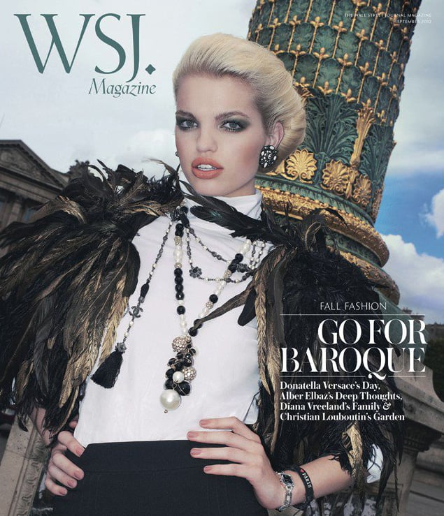 WSJ. Magazine September 2012