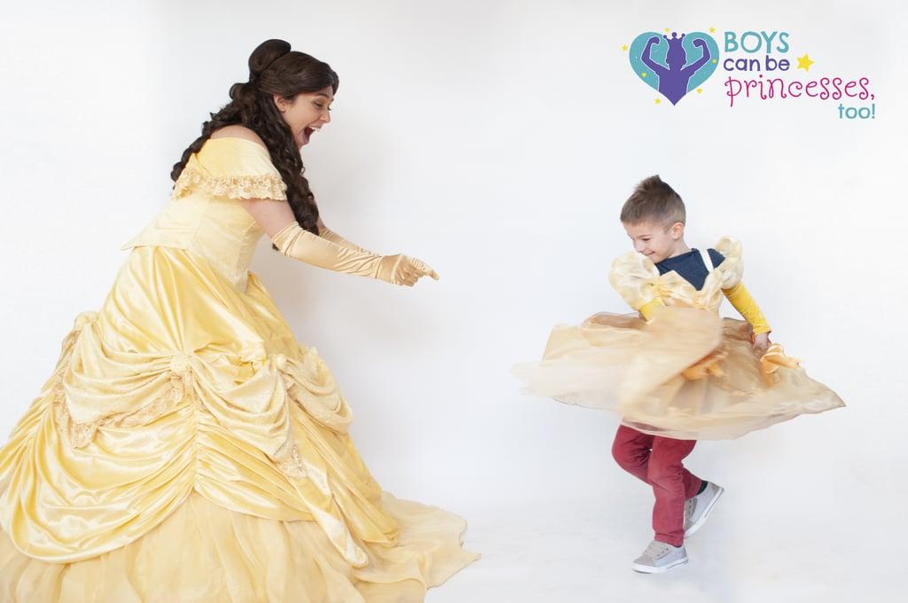 Everett and Belle