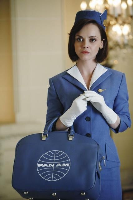 Christina Ricci in ABC's Pan Am.	