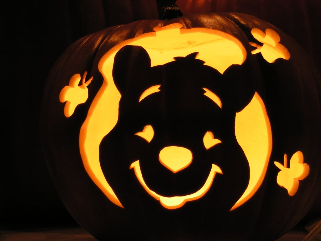 Winnie the Pooh Pumpkin | Disney Pumpkin Ideas | POPSUGAR Moms Photo 11