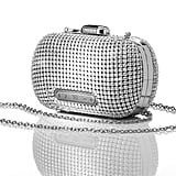 Why yes, this is a clutch and a speaker. Dazzle friends with this fun Stellé Audio item ($199), which pairs with any Bluetooth-enabled device, comes with a mirror and pocket inside, and will charge any USB-enabled device. Does it get any better?