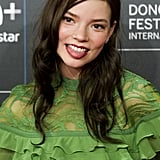 Anya Taylor-Joy's Fresh Face, 2017