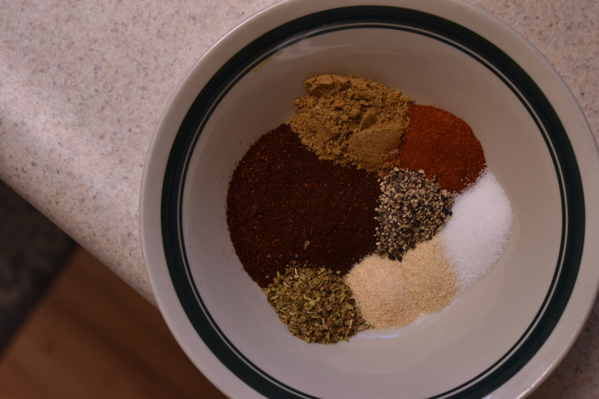 Measured Spices