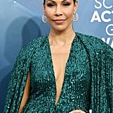 Amanda Brugel at the 2020 SAG Awards