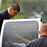 When Was Aaron Hernandez Arrested?