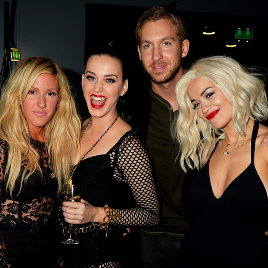 Calvin Harris Recorded a Song With Katy Perry