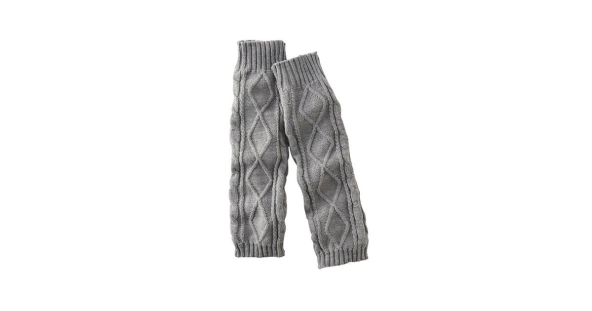 Uniqlo Heattech Knitted Leg Warmers | Warm And Cosy ...