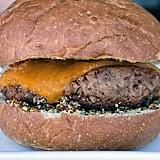 Legumes: Easy Pinto Burger
